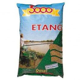 Прикормка Sensas 3000 Etang 1 кг (Озеро)